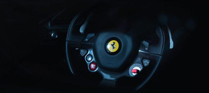 Hvor skal du gøre af din Ferrari?
