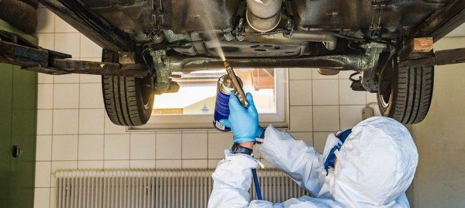 Få en grundig undervognsbehandling af din bil